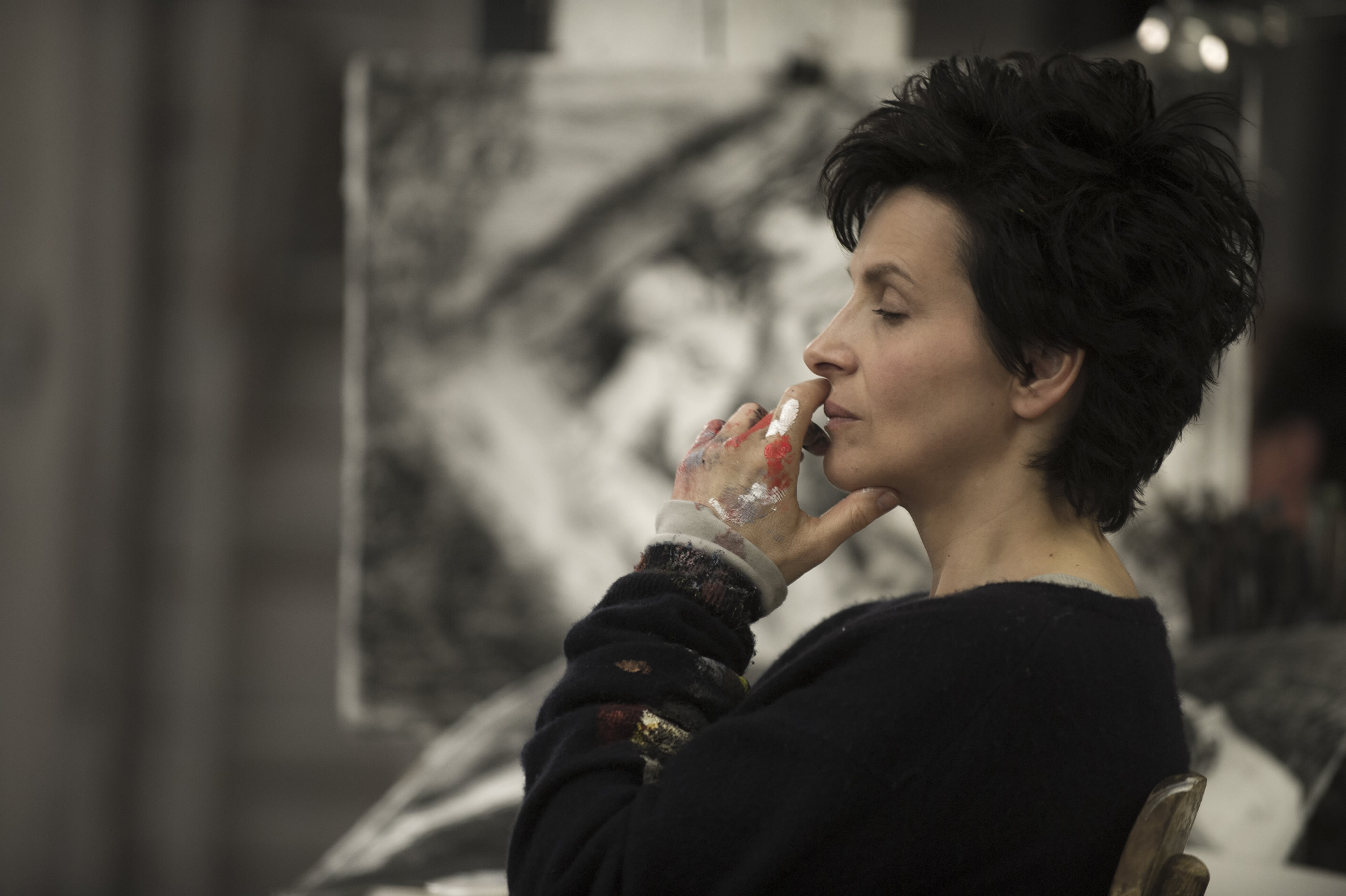 Juliette Binoche - Words and Pictures