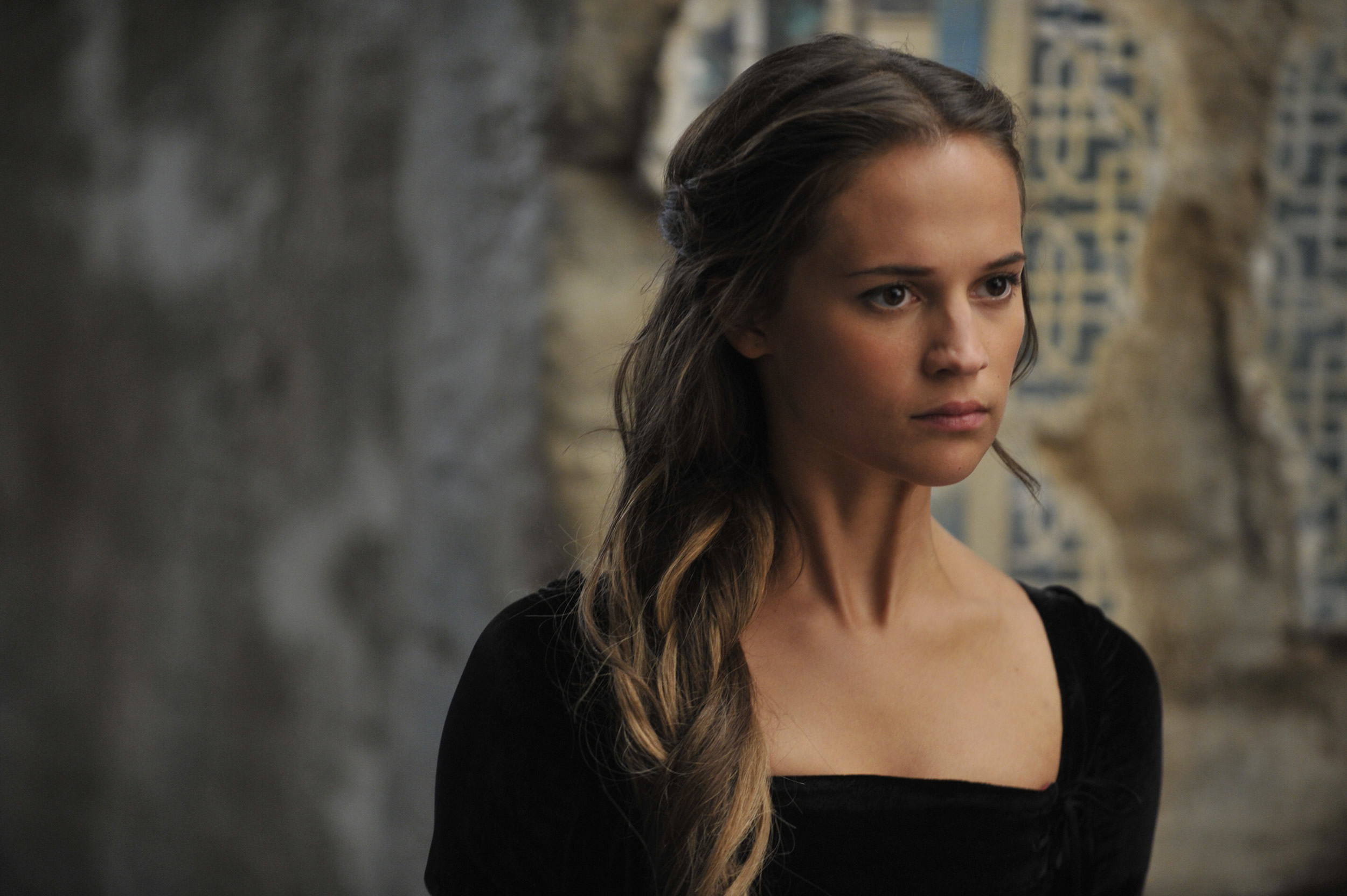 Alicia Vikander - Seventh Son