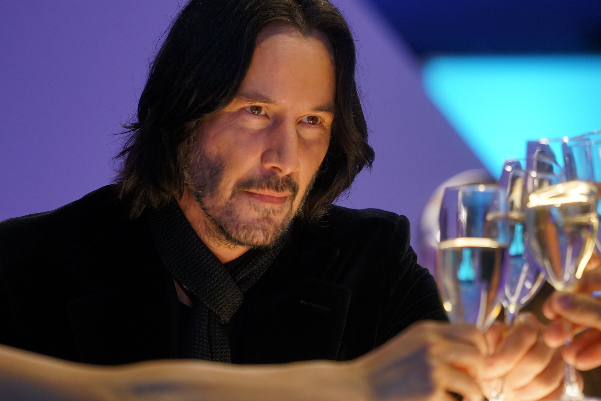 Keanu Reeves/Always Be My Maybe